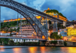 A-ROSA ALVA, Ponte Dom Luís I