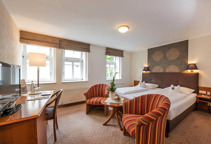 Beispiel für ein Doppelzimmer Komfort