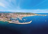 MSC Grandiosa, Cannes
