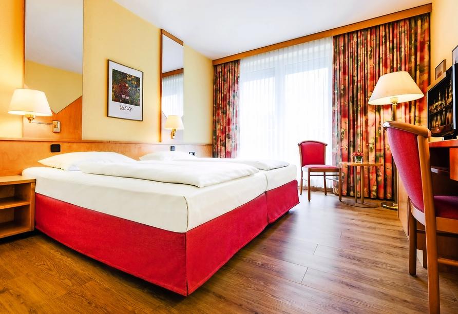 Ringhotel Residenz Alt Dresden, Beispiel Doppelzimmer