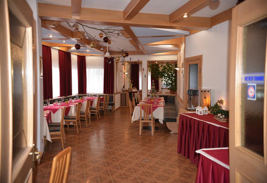 Hotel Villa Melì, Restaurant
