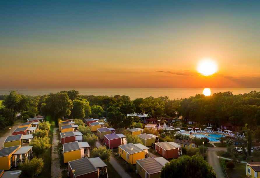 Aminess Holiday Homes Maravea Camping Resort, Mediterranean Premium Village