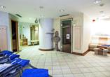 Hotel Auderer in Imst in Tirol, Wellnessbereich