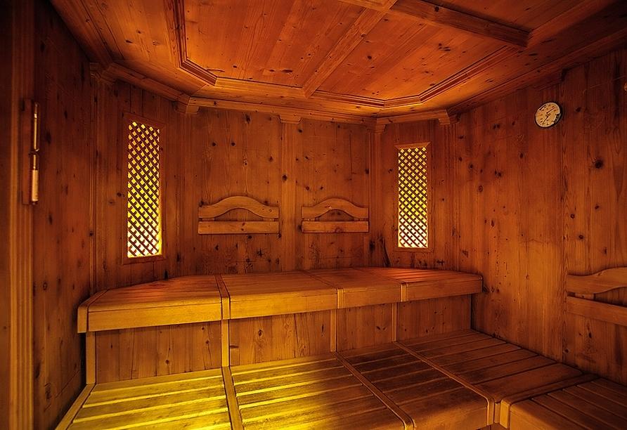 Hotel Auderer in Imst in Tirol, Sauna