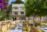 MSC Grandiosa, Restaurant Houm Aparthotel Plaza Son Rigo