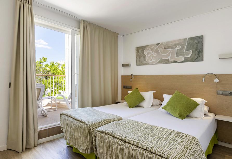 MSC Grandiosa, Appartement Beispiel Houm Aparthotel Plaza Son Rigo