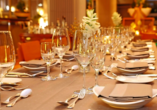 Hotel Crowne Plaza Hannover Schweizerhof, Restaurant