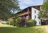 Hotel Rhön Residence in Dipperz in der Rhön, Außenansicht