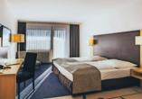 Hotel Rhön Residence in Dipperz in der Rhön, Zimmer