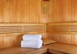 Parkhotel Görlitz Oberlausitz, Sauna