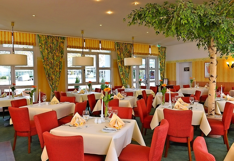 Restaurant im Amber Hotel Leonberg