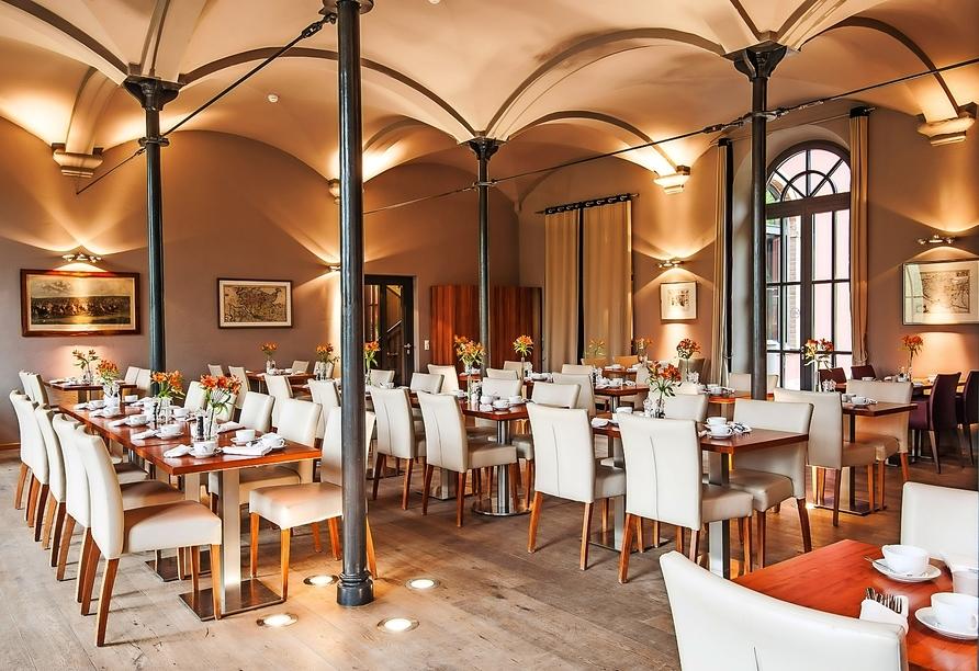 Schlossgut Groß Schwansee, Brasserie