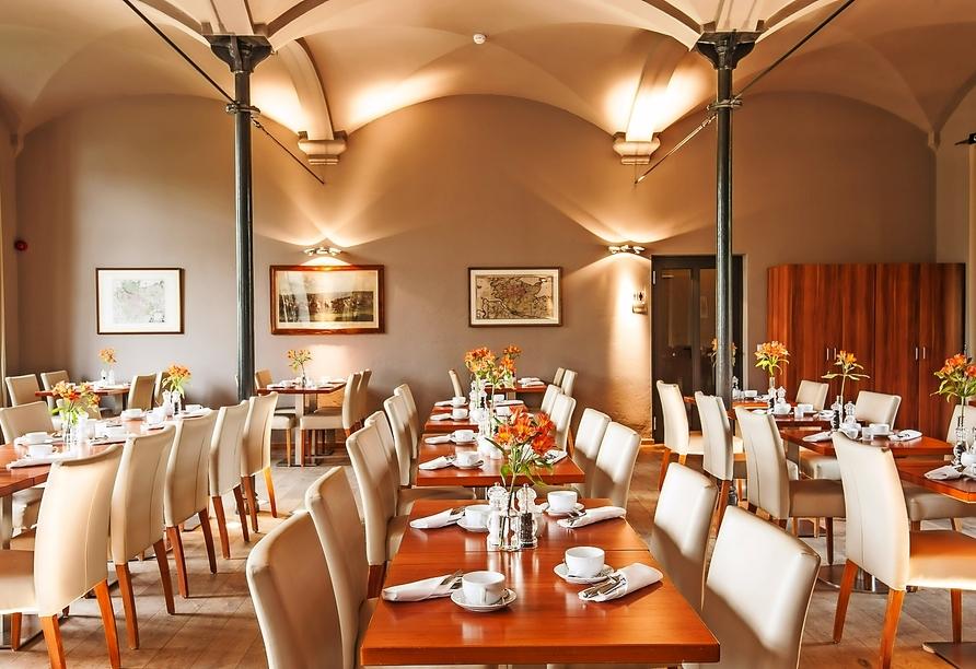 Schlossgut Groß Schwansee, Restaurant