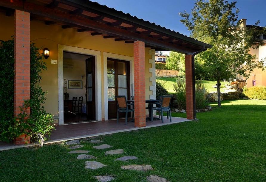 Borgo Magliano Resort, Toskana, Italien, Außenansicht Studio