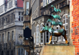 Dorint City-Hotel Bremen, Bremer Stadtmusikanten