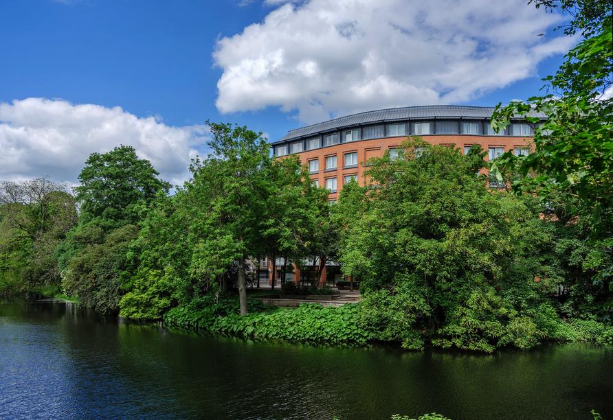 Dorint City-Hotel Bremen, Außenansicht