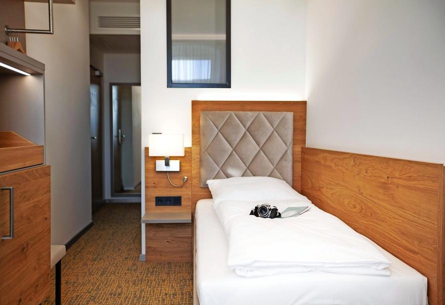 Hotel Ross Meißen, Einzelzimmerbeispiel