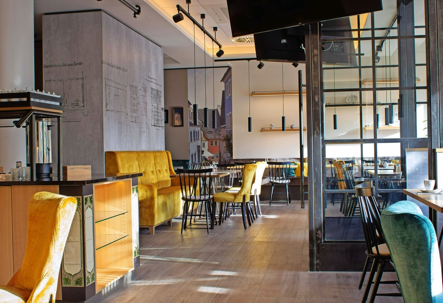 Hotel Ross Meißen, Restaurant