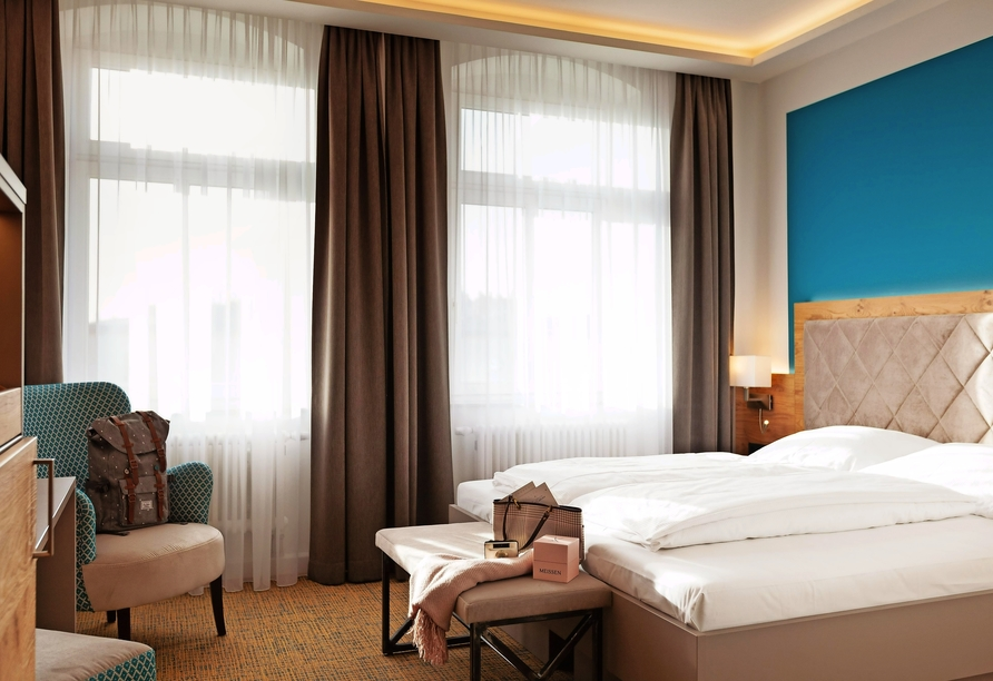 Hotel Ross Meißen, Zimmerbeispiel