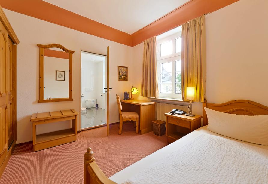 Hotel Zur Post Bonn-Beuel, Zimmerbeispiel