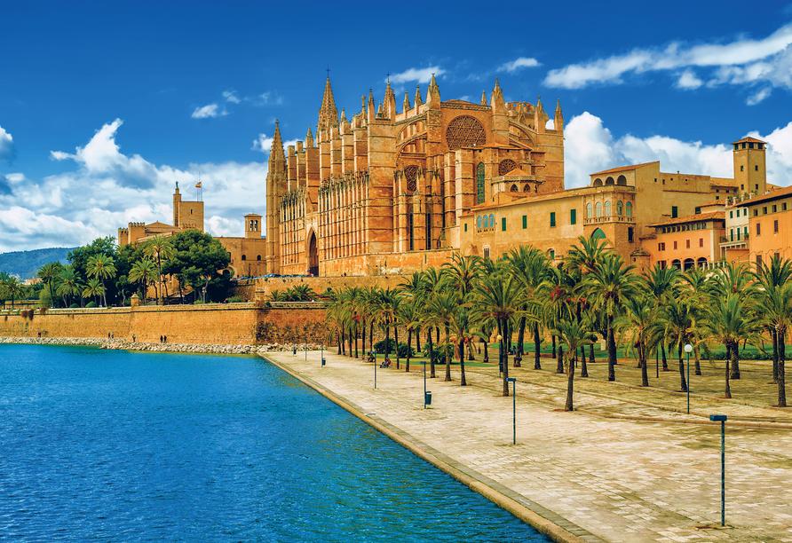 Mein Schiff 1 oder 2, Mallorca