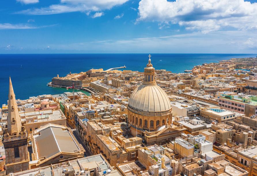 Mein Schiff 1 oder 2, Valetta, Malta
