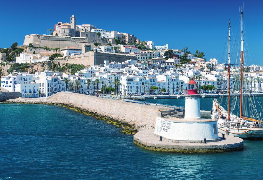 Mein Schiff 1 oder 2, Ibiza