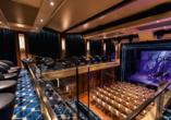 Mein Schiff 1 oder 2, Theater