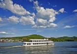 Hotel Zur Post Bonn-Beuel, Bootsfahrt Bonn