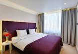 Beispiel eines Doppelzimmers im Beispielhotel Azimut St. Petersburg