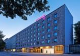 Hotel Moxy Hamburg City, Außenansicht