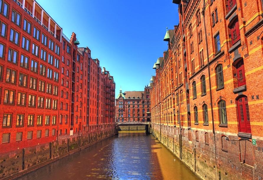 Hotel Moxy Hamburg City, Speicherstadt