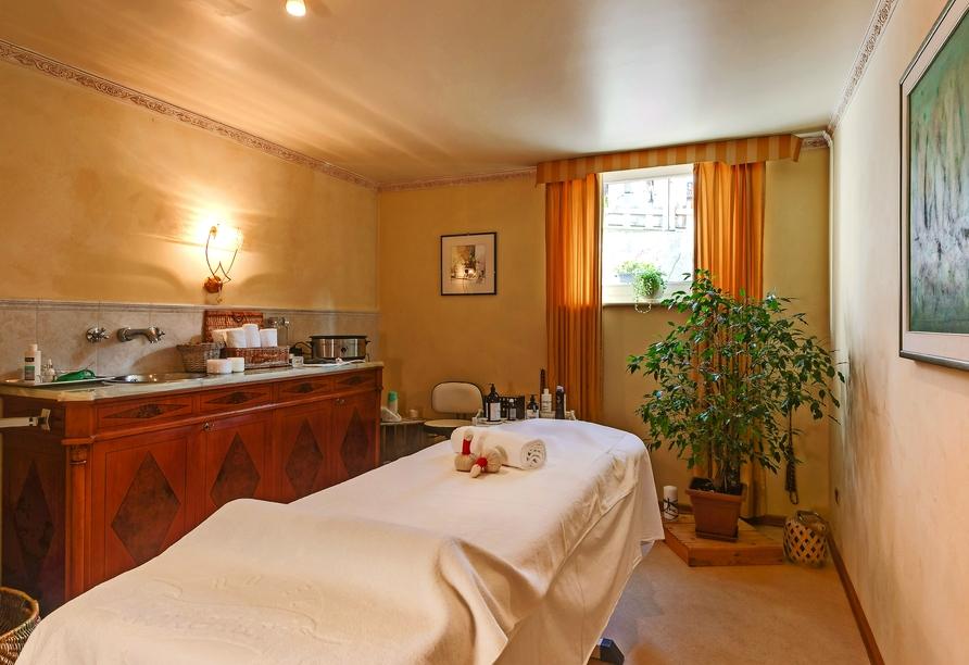 Hotel Koflerhof in Rasen, Massage