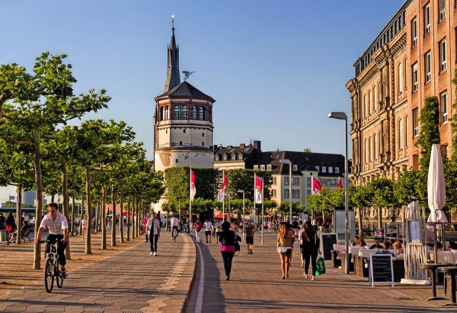AMBER HOTEL Hilden/Düsseldorf, Rheinpromenade