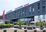 Herzlich willkommen im Courtyard Hotel by Marriott Basel!