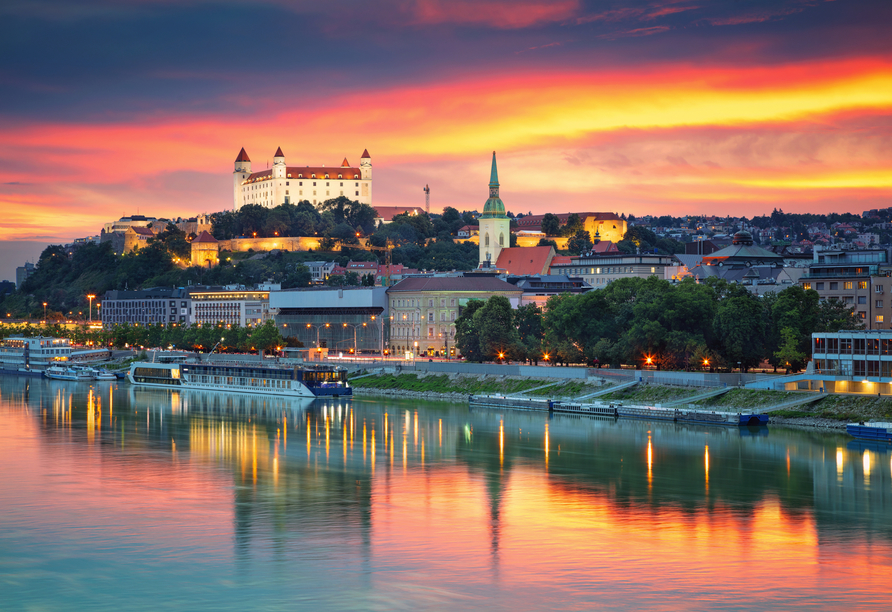 MS VistaFidelio, Bratislava