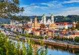 MS VistaFidelio, Passau