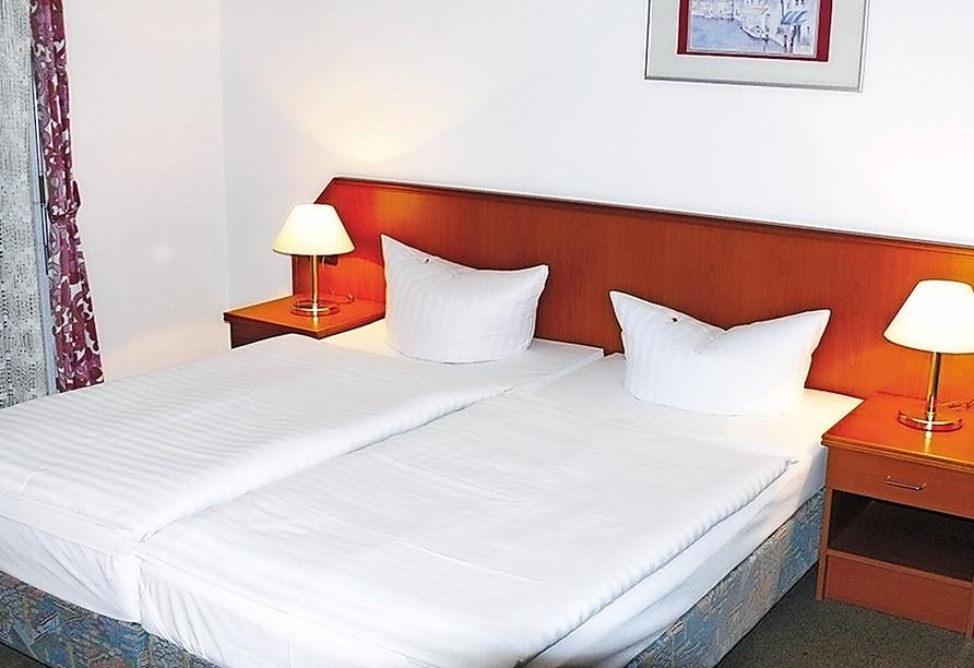 Hotel Neetzer Hof in Neetze in der Lüneburger Heide Zimmerbeispiel