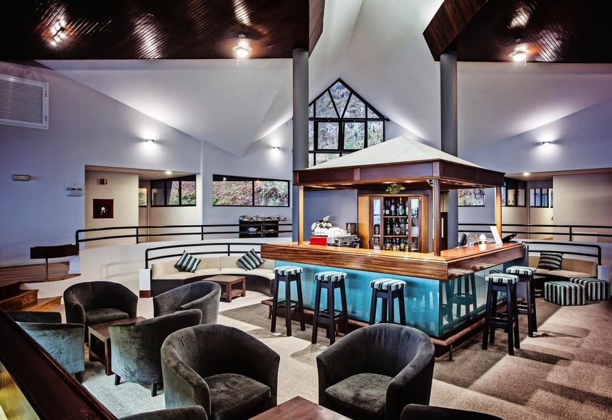 Hotel Estalagem do Mar in São Vicente, Bar