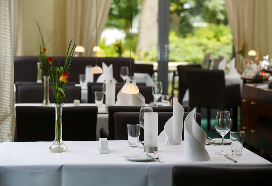 Hotel HansenS Haus am Meer, Restaurant