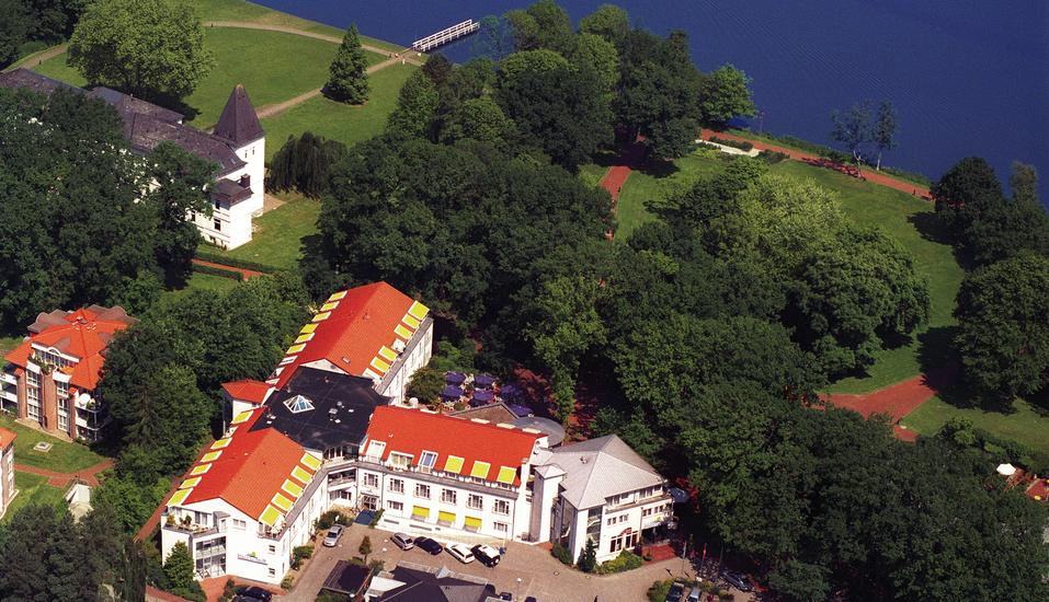 Hotel HansenS Haus am Meer, Außenansicht