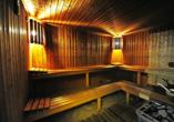 Im Hotel Monte Mar Palace steht Ihnen auch eine Sauna zur Verfügung.