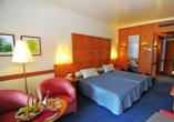 Beispiel eines Doppelzimmers Standard im Hotel Monte Mar Palace