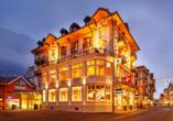 The Hey Hotel Interlaken, Außenansicht