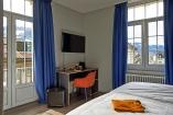 The Hey Hotel Interlaken, weiteres Zimmerbeispiel eines Superior Zimmers
