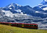 The Hey Hotel Interlaken, Jungfraubahn