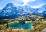 The Hey Hotel Interlaken, Kulisse Jungfraujoch