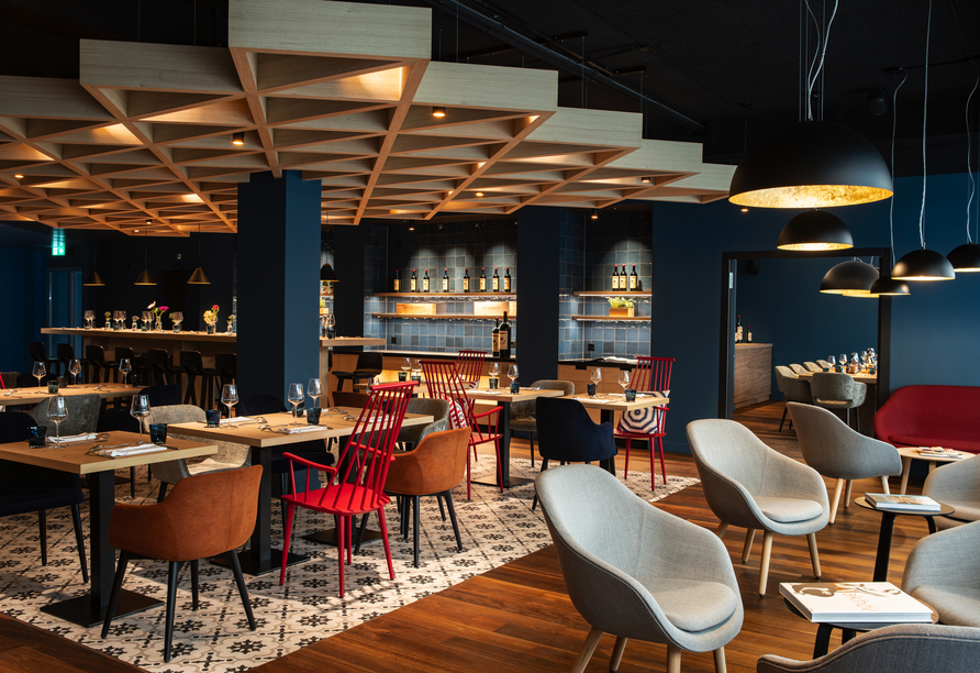 The Hey Hotel Interlaken, Restaurant/Bar