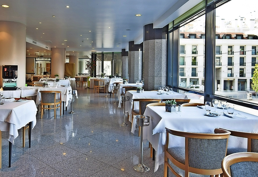 Hotel Mundial in Lissabon, Restaurant Jardim Mundial