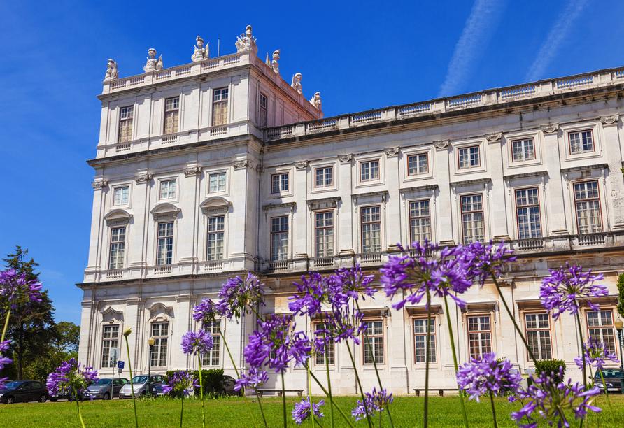 Hotel Mundial in Lissabon, Ajuda National Palast in Lissabon